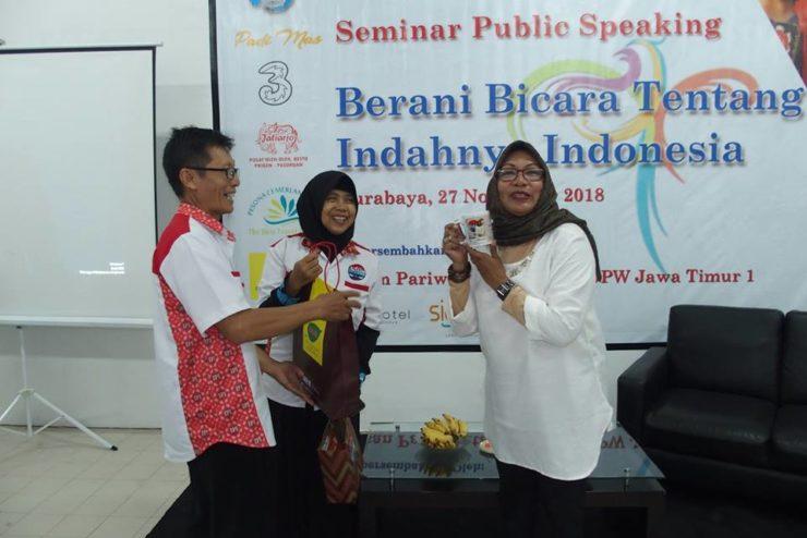 IPI Jatim Ajak Anggota untuk Bicara Indahnya Indonesia